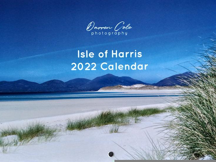 Isle of Harris 2022 Calendar