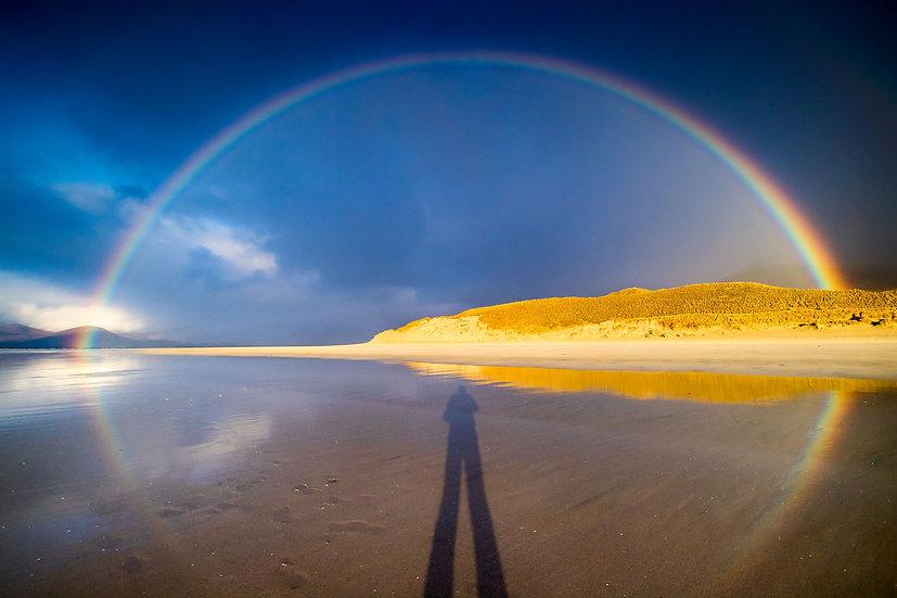 Rainbow Eye - Luskentyre