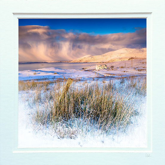 Ardhasaig Winter Dawn