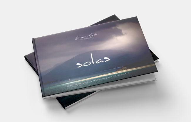 Solas  - Isle of Harris Photography Book