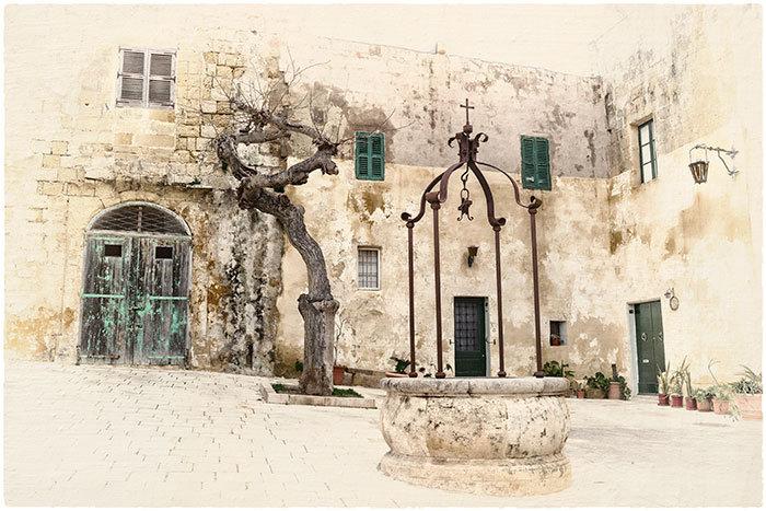 Mdina Square - Malta