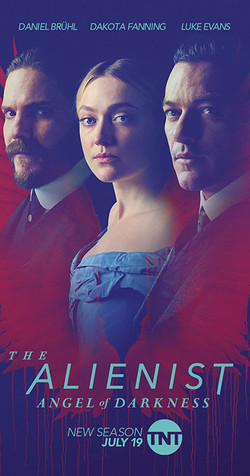 The Alienist: Angel of Darkness