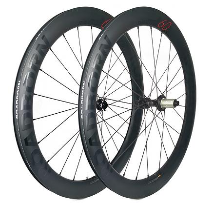 Roadborn, roue carbone artisanale, roue velo carbone, roue frein disque, roue DT SWISS, roue carbone disc