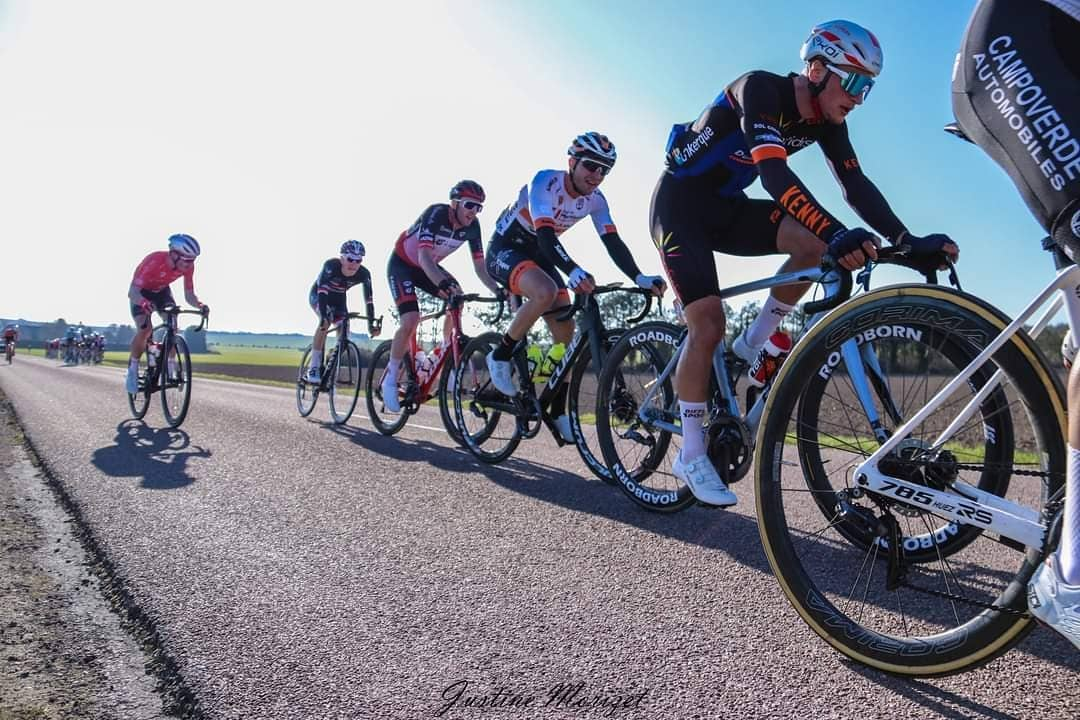 Dunkerque littoral cyclisme