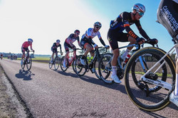 Dunkerque littoral cyclisme