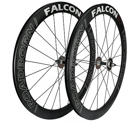 roadborn, roue carbone, montage artisanal, roue piste, roue carbone piste, 50mm