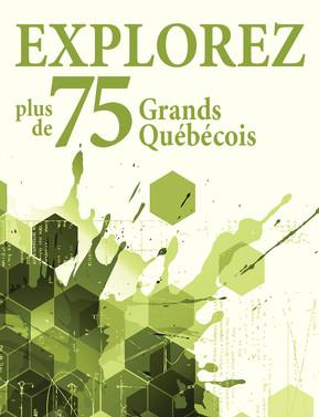 Explorez nos Grands Québécois