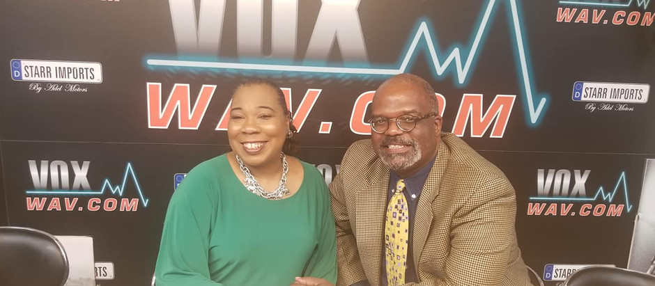 Live Interview Guest on The I Am Dr. Sharon Show