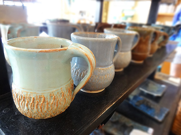 mugs by David Gordon