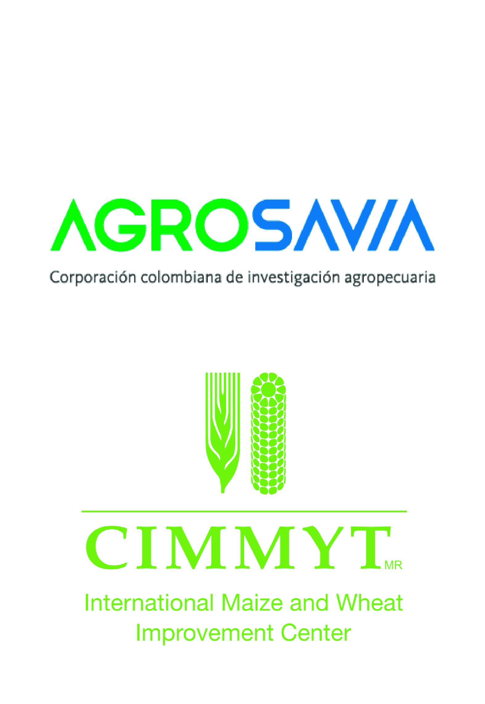 Agrosavia + CIMMYT
