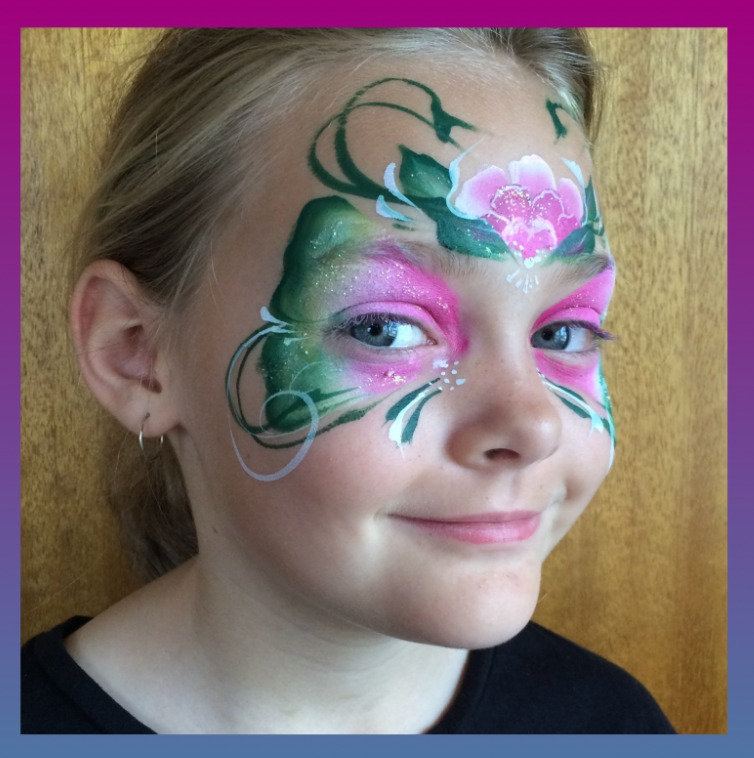 Face Painting * 30-35 Guests