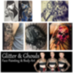 Not your average airbrush tattoos!!