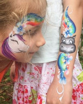 Face Painting - Up to 25 guests