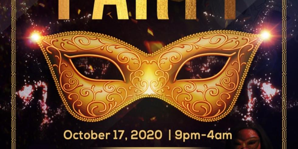 Masquerade B-day Party