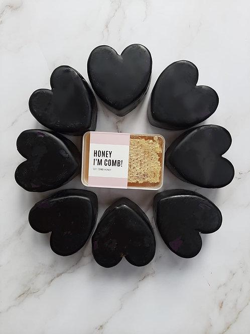 Black Truffle Vintage Cheddar (Heart)