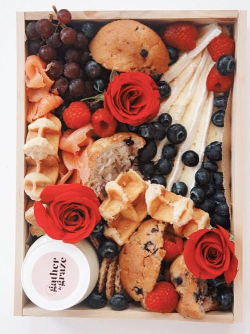 Breakfast Grazing Box