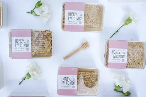 Honey I'm Comb!                           Cut Comb Honey