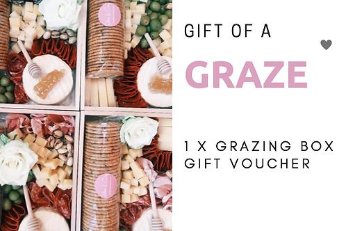 Grazing Gift Voucher