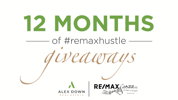 12 months of #remaxhustle giveaways