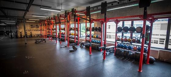bilde av vårt samarbeidssenter SiS Sportssenter Ullandhaug i Stavanger