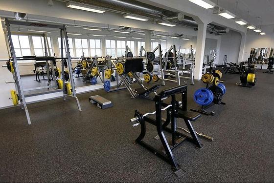 bilde av vårt samarbeidssenter Ålgård Sport og Helsesenter på Ålgård