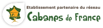 Logo Cabanes de France