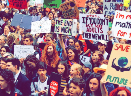 Greta Made Climate a Top Issue, Now Students are Calling for Real Solutions