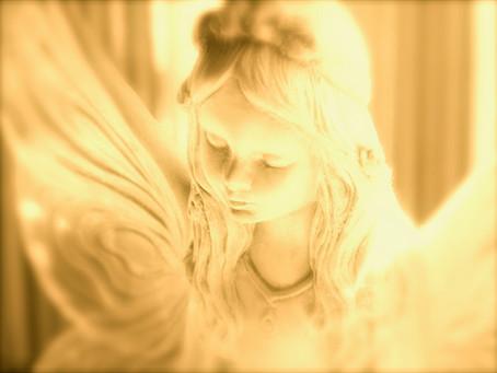 Cedona's Angel Writing Blog 1