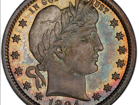 Summer Coin Auction Displays the Desire for Alternative Asset Investing