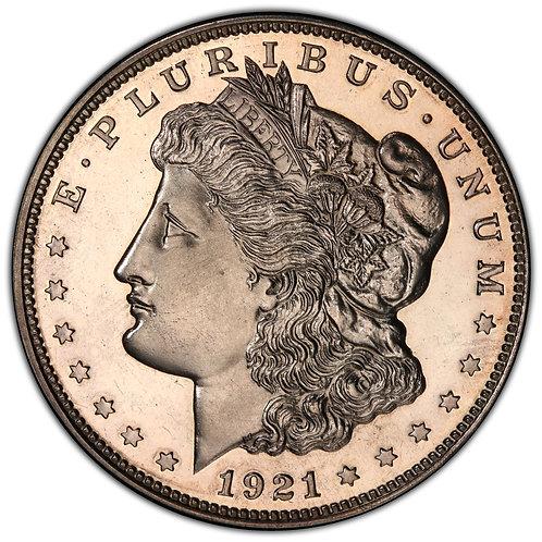 1921 $1 Chapman PR64 PCGS