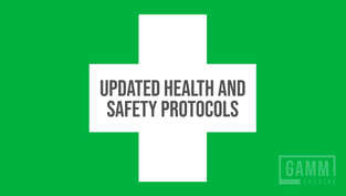 UPDATED HEALTH AND SAFETY PROTOCOLS