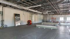Second floor pre-construction