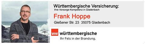 Frank Hoppe Würtembergische Versicherung Gladenbach