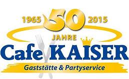 Cafe Kaiser Gaststätte Partyservice Lohra Altenvers