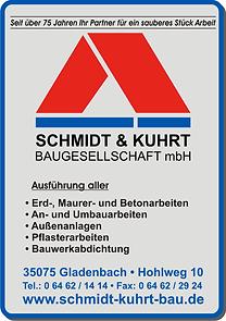Schmidt & Kurt Baugesellschaft Gladenbach