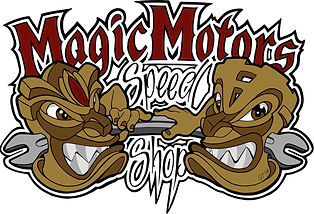 Magic Motors Speed Shop KFZ Werkstatt US Cars