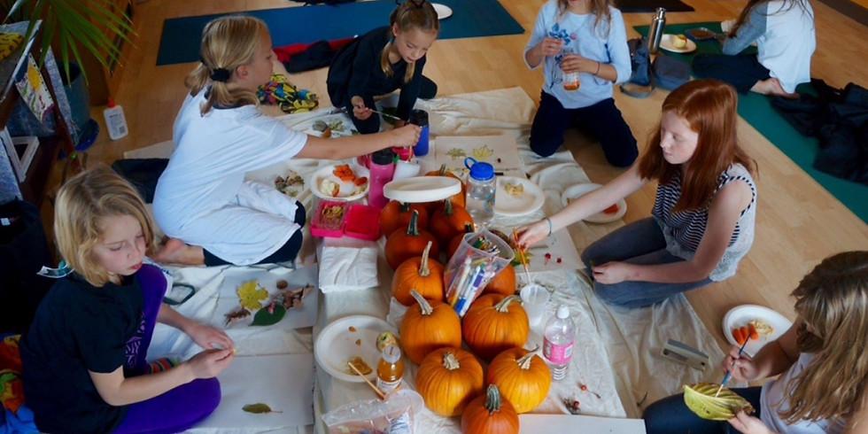 Little Yogis Harvest Celebration Weekend