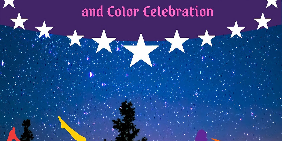 Little Yogis Dance Party & Spring and Color Celebration
