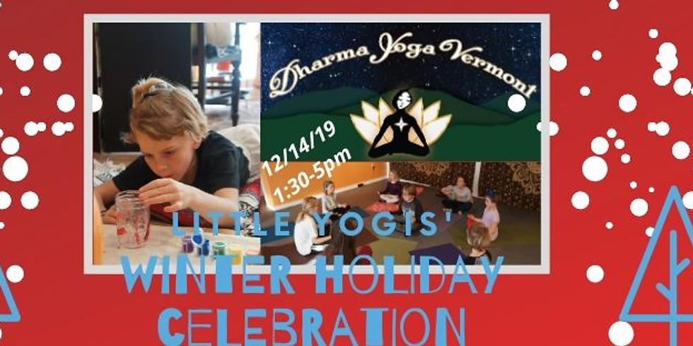 Little Yogis Winter Holiday Celebration