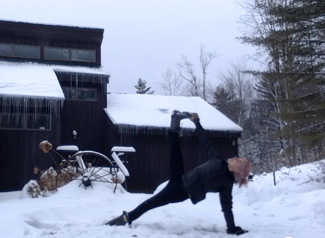 How to Have a Yogic Winter: Move Towards the Light