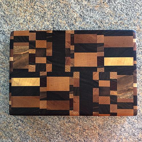 Small Handmade Cutting Board