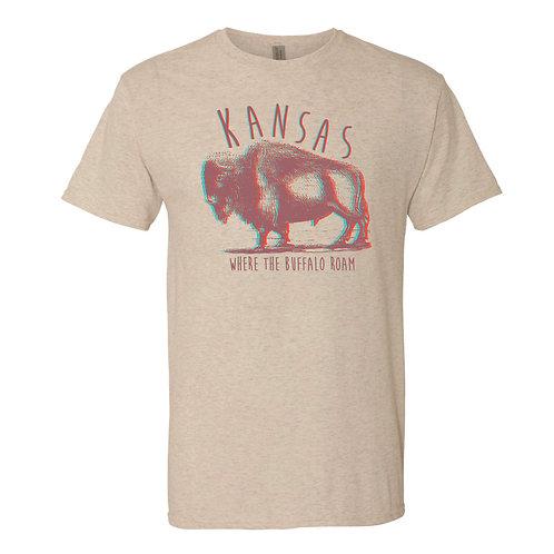 Kansas Where the Buffalo Roam