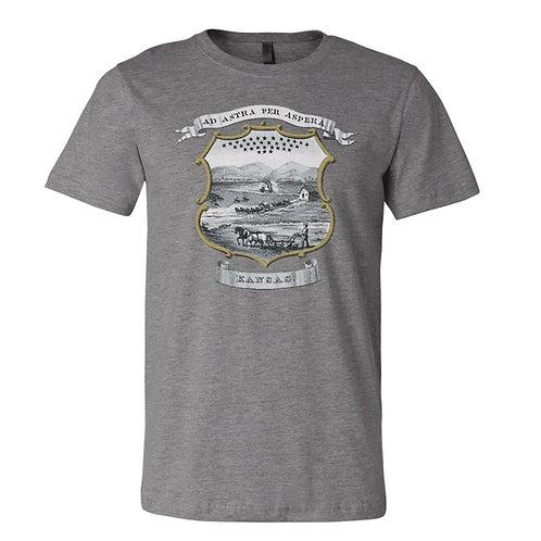 Vintage Kansas Seal T-shirt