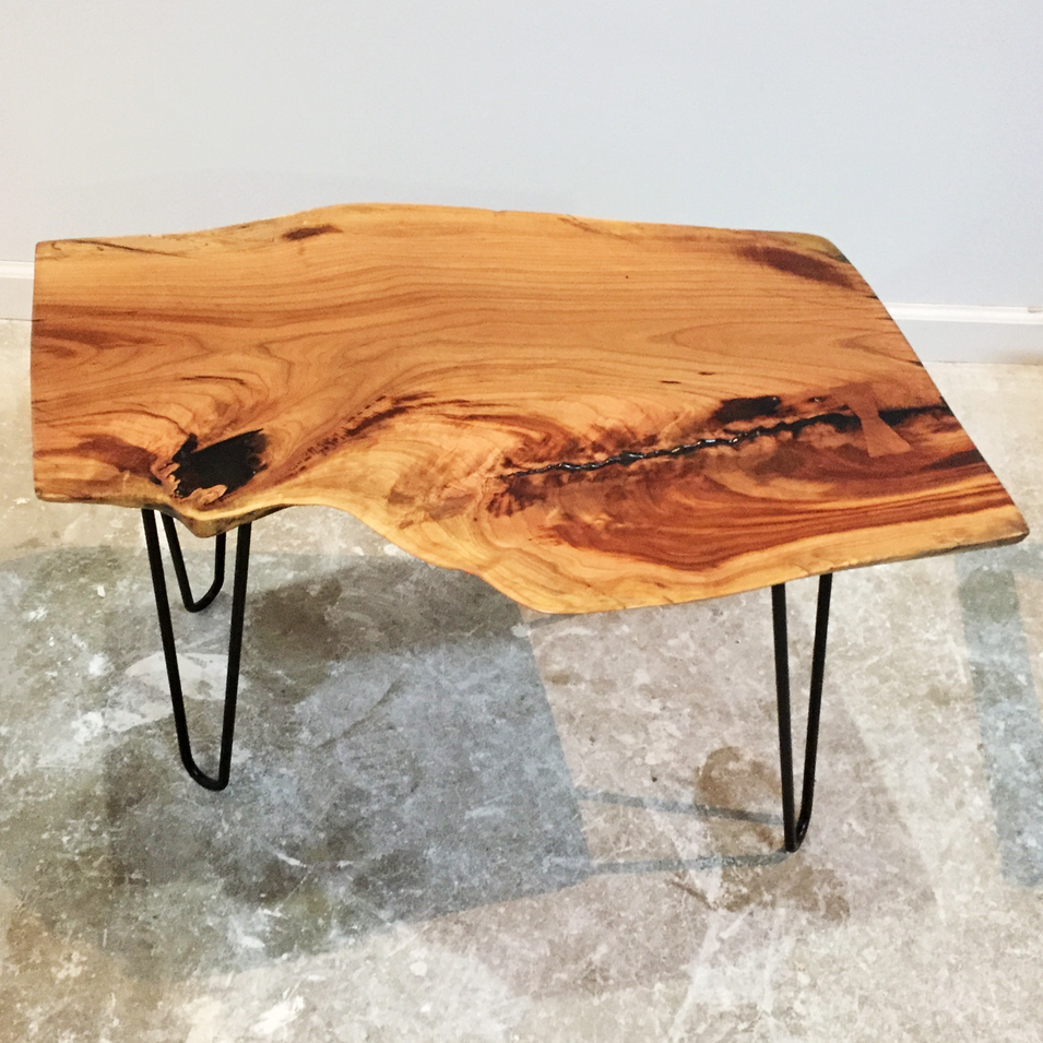 Persimmon Side Table
