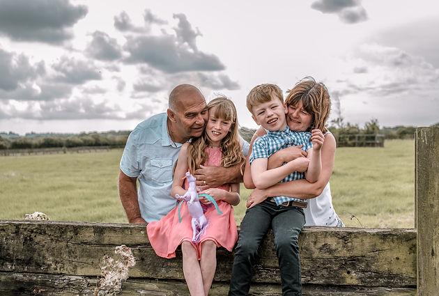 The Mills Family fine art portrait session - Tenterden, Kent
