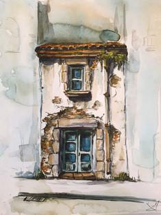 Casa de l'Escala, reminiscència d'un passat perdut
