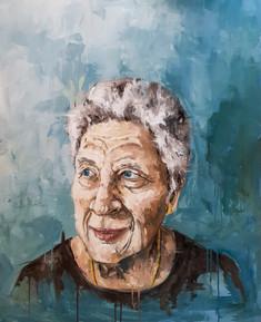 🔴 Retrat de la tia Nuria