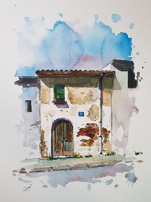 Casa de Sant Pere de Ribes