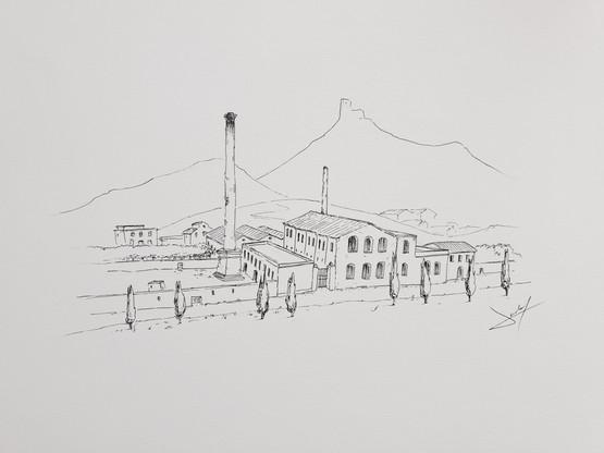La Fàbrica dels Teixits -1945-