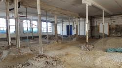 Fabrik-Umbau